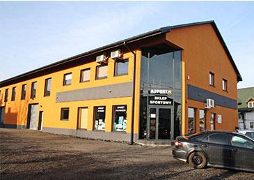 Budynek Asport